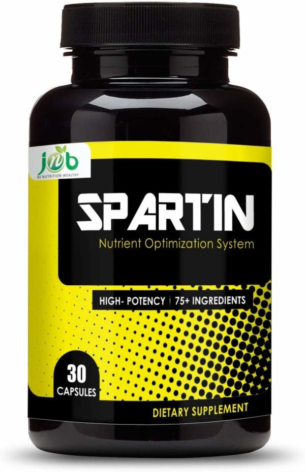 Buy Spartin Testosterone Booster Supplements X Health Life